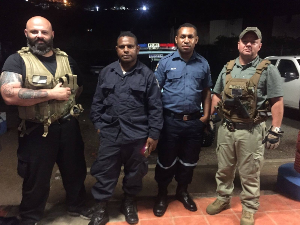 PNG needs training for elite rapid response team for APEC 2018 - Baki